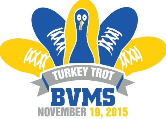 Turkey Trot 2015 Logo